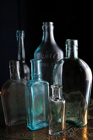 Bottles #2 by goddarb