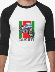 Ducati 900SS Men's Baseball ¾ T-Shirt