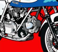 Ducati 900SS Sticker