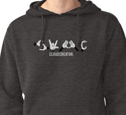 S.W.A.G - Hands. Pullover Hoodie