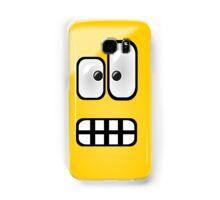 Smiley - Show Your Emotion Samsung Galaxy Case/Skin