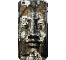Bayon Face iPhone Case/Skin