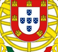 Coat of Arms of Portugal Sticker