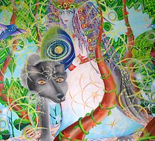 Quetzalcoatl by lilavila