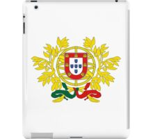 Coat of Arms of Portugal iPad Case/Skin