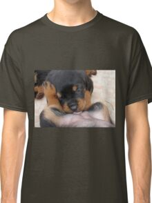 """Puppy Porn ....""""The Bitches"""" Classic T-Shirt"""