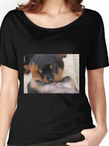 "Puppy Porn ....""The Bitches"" Women's Relaxed Fit T-Shirt"