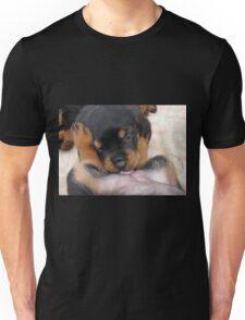 "Puppy Porn ....""The Bitches"" Unisex T-Shirt"