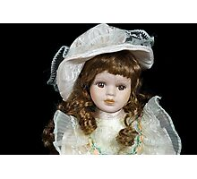 Vintage Doll Photographic Print