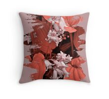 Lily of the Valley - In The Pink #2 Throw Pillow