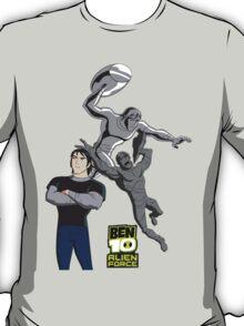 Ben 10 Alien Force: Kevin T-Shirt T-Shirt