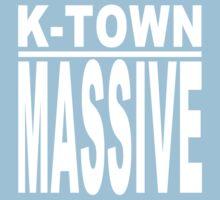 K-TOWN One Piece - Short Sleeve