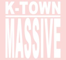K-TOWN One Piece - Long Sleeve