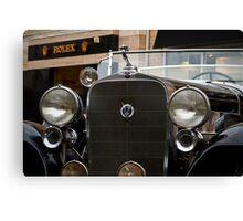 Cadillac V12 Canvas Print