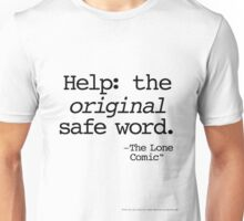 The Original Safe Word Unisex T-Shirt