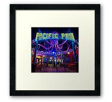 Pacific Park Framed Print