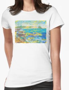 Ben Buckler, from Mackenzies Point Womens Fitted T-Shirt