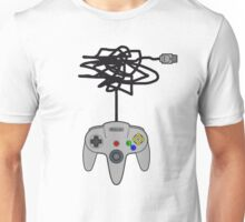 N64 Pad Tangle Unisex T-Shirt