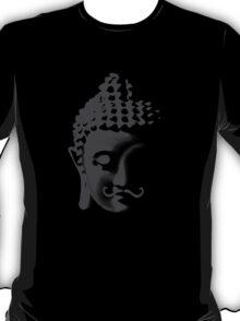 Buddha moustache T-Shirt