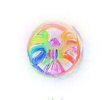 SHIELD Colour Logo Photographic Print