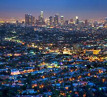 Los Angeles by jswolfphoto