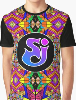 String Cheese Incident - Trippy Pattern 5 Graphic T-Shirt