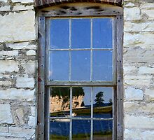Windows 3 by Debbie  Maglothin