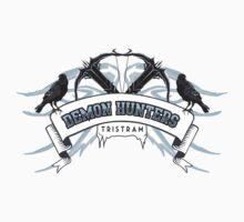 Demon Hunters  by charidisonadora
