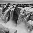 Augrabies Waterfall awe by Karen01