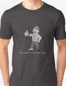 Vault Boy Nux T-Shirt