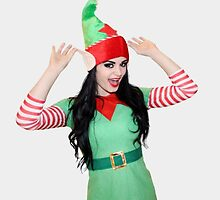 WWE Diva Paige - Scream For Me This Christmas. Wrestling. by Lee5657