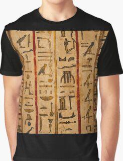 Egypt hieroglyphs Graphic T-Shirt