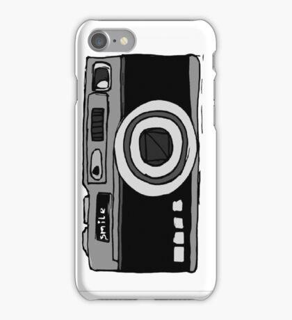 Camera phone iPhone Case/Skin