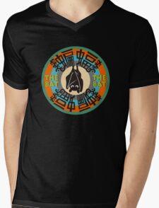 The Bat Mens V-Neck T-Shirt