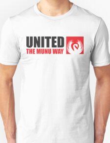 UNITED THE MUNUWAY T-Shirt