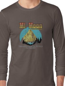 Mt Moon National Park Long Sleeve T-Shirt