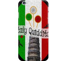 Italy Quidditch iPhone Case/Skin