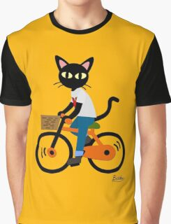 Summer cycling Graphic T-Shirt