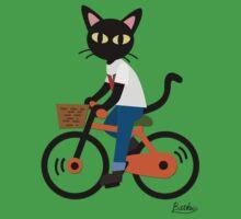 Summer cycling Kids Tee