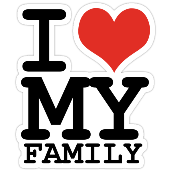 Love My Family Pictures I love my family by WAMTEES