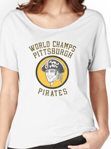 It's the Pirates me Bucco! Women's Relaxed Fit T-Shirt