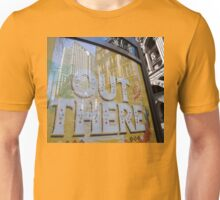 Out There, George Street, Sydney, Australia 2014 Unisex T-Shirt