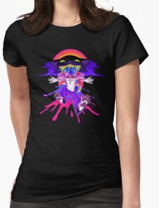 ATOMIZER Womens Fitted T-Shirt