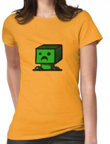 Hey yo Womens Fitted T-Shirt