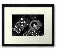Ship Guts Framed Print
