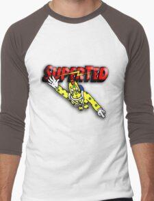 Super Ted Spotty Men's Baseball ¾ T-Shirt