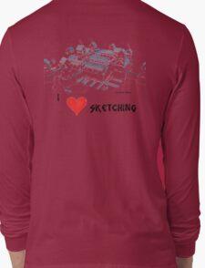 Seatown Sketch Long Sleeve T-Shirt