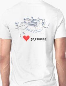 Seatown Sketch T-Shirt