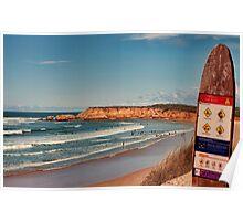 Torquay Surf Beach Poster
