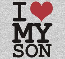 I love my son by WAMTEES